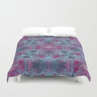 cosmic Duvet Covers featuring Cosmic by 2Linesmeet