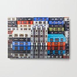 Music Collection 15 Metal Print