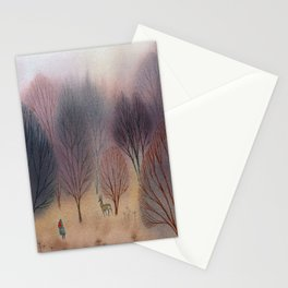 November Woods Stationery Cards
