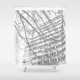 City Living Shower Curtain