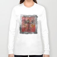 anatomy Long Sleeve T-shirts featuring anatomy by kumpast