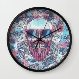 Mr. Cool Wall Clock