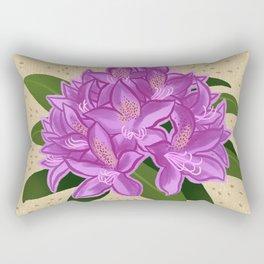 RHODODENDRON Rectangular Pillow
