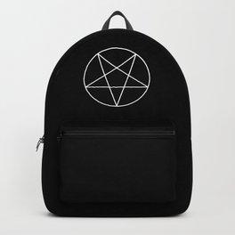 Inverted Pentagram Backpack