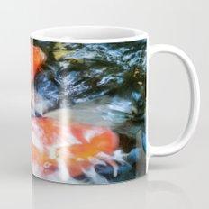 Koi Abstraction 001 Mug