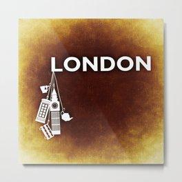 London, England Metal Print