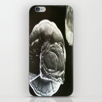nutella iPhone & iPod Skins featuring nutella toast by Amelia Vilona