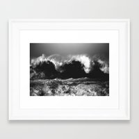hercules Framed Art Prints featuring - Hercules - by Matt Holloway