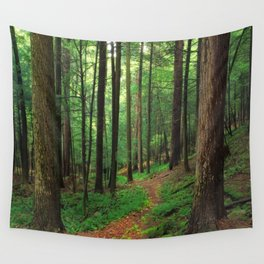 Forest 4 Wall Tapestry