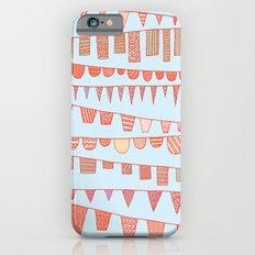 Festive Bunting Slim Case iPhone 6s