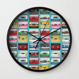 Retro sound Wall Clock