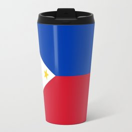 Flag of the Philippines Travel Mug