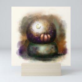 Pumpkin Patch Mini Art Print