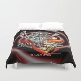 Kasperklatsche Duvet Cover