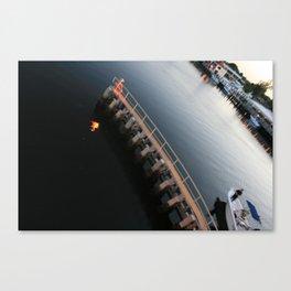 deerfield beach, fl Canvas Print