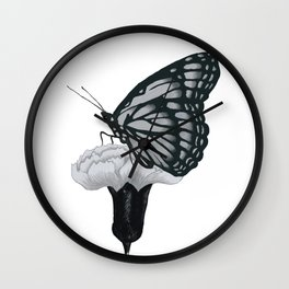 Peace In Nature Wall Clock
