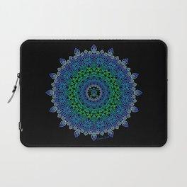 Tara's Tribal Turtle Mandala Laptop Sleeve