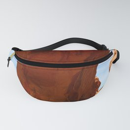 The Base Of An Arch Fanny Pack