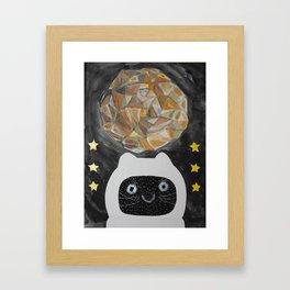 Meteor Krit Framed Art Print