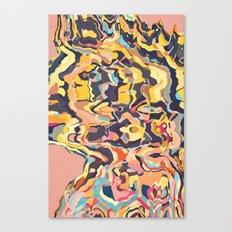 Hyenas Essence Canvas Print