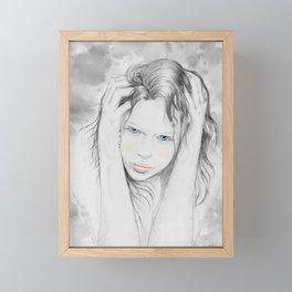 End of May Framed Mini Art Print