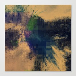 Suny Canvas Print