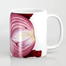 Red Onion Coffee Mug