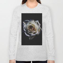 WHITE - ROSE - NATURE Long Sleeve T-shirt