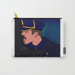 Beard Boy: Leather Lick Carry-All Pouch