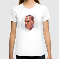 jay z T-shirts featuring JAY-Z by nachodraws
