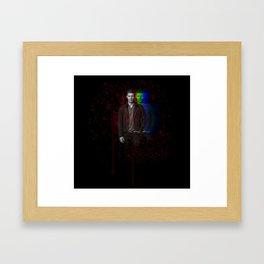 "The ""Innocent"" Man Framed Art Print"