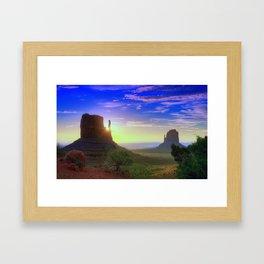LandScaps Framed Art Print