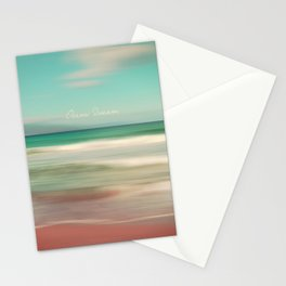 Ocean Dream IV Stationery Cards