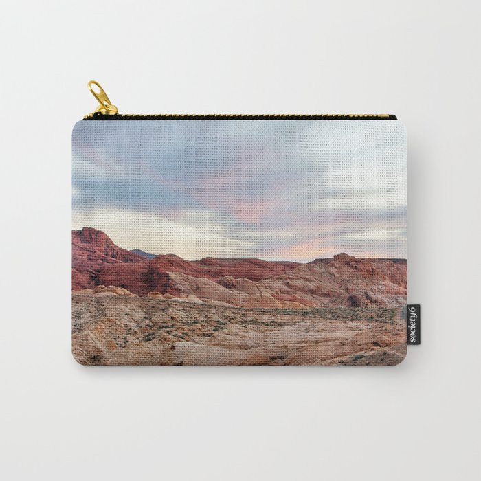 Nevada Mountains 8-7 Carry-All Pouch
