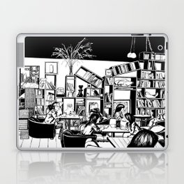 Cafe in Beijing  Laptop & iPad Skin