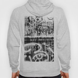 The Writing on the Wall Hoody
