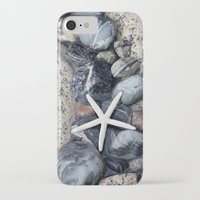 starfish iPhone & iPod Cases featuring Starfish by LebensART Photography