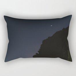 Mexico Moon III Rectangular Pillow