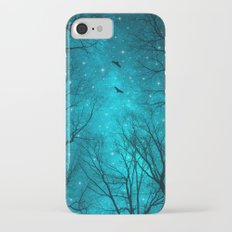 Stars Can't Shine Without Darkness iPhone 7 Slim Case