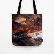 war and ruins Tote Bag
