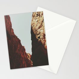 Big Bend Ranch State Park Small Canyon Stationery Cards