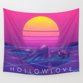 Hollowlove Diamond Mine Wall Tapestry