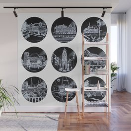 2014 Utrecht BOX SET Wall Mural