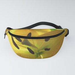 Yellow Daylily Fanny Pack