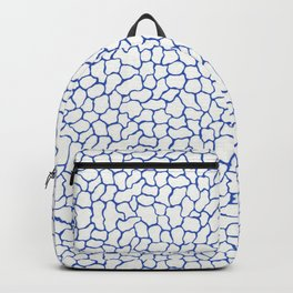 Reflection Pools in Ocean Blue Backpack