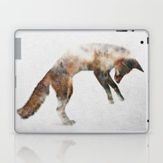 Jumping Fox Laptop & iPad Skin