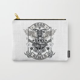 Road Rebels Carry-All Pouch