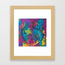 Tender Journey of Innocence Framed Art Print