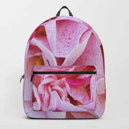 Strawberry Blonde Camellia Backpack