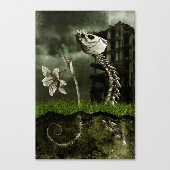 The Rainmaker Canvas Print